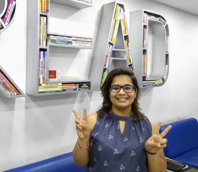 Tanvi Mehta SIBM Bangalore